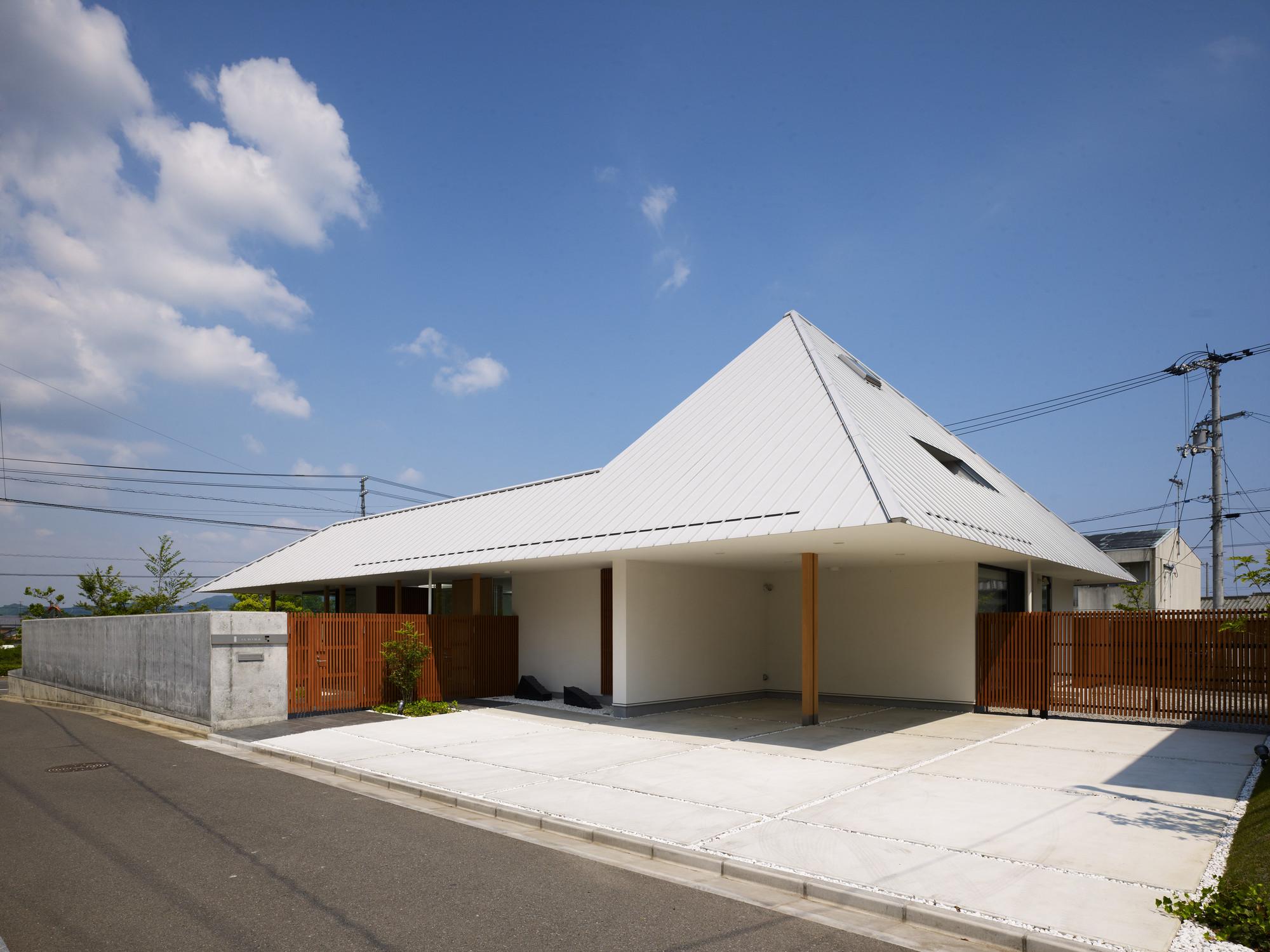 House in Sanbonmatsu / Hironaka Ogawa, © Daici Ano