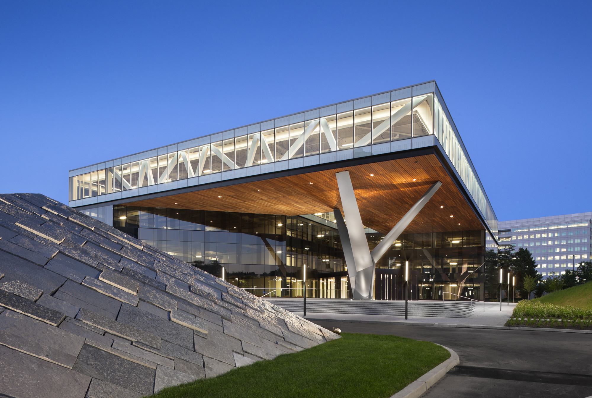 Centra Metropark / KPF, © Michael Moran