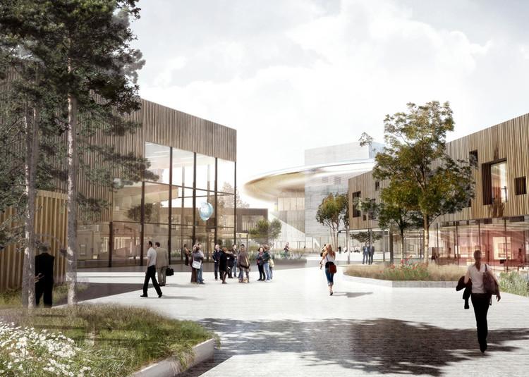 European Spallation Source (ESS) / Henning Larsen Architects + COBE + SLA Landskab, © Henning Larsen - COBE - SLA