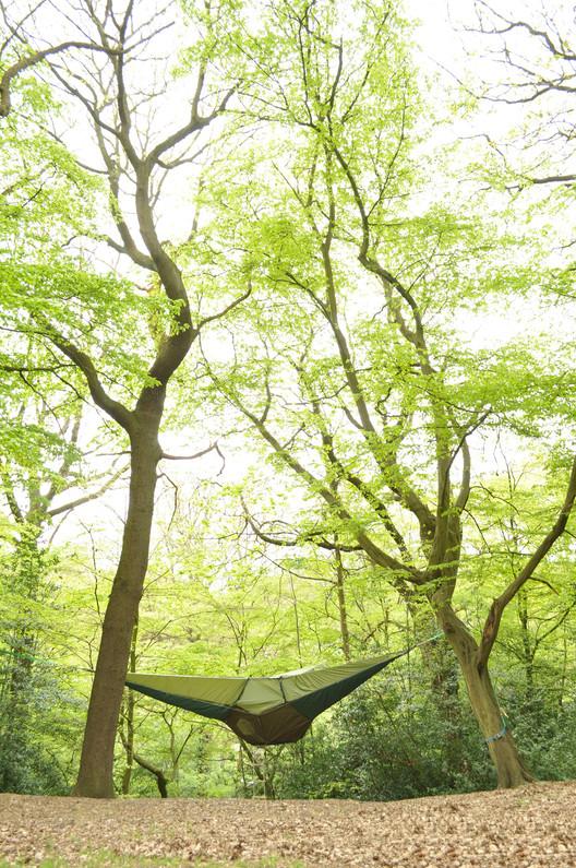 Vivir en el aire: Tenstile / Greendream Architecture, Cortesía de Greendream Architecture