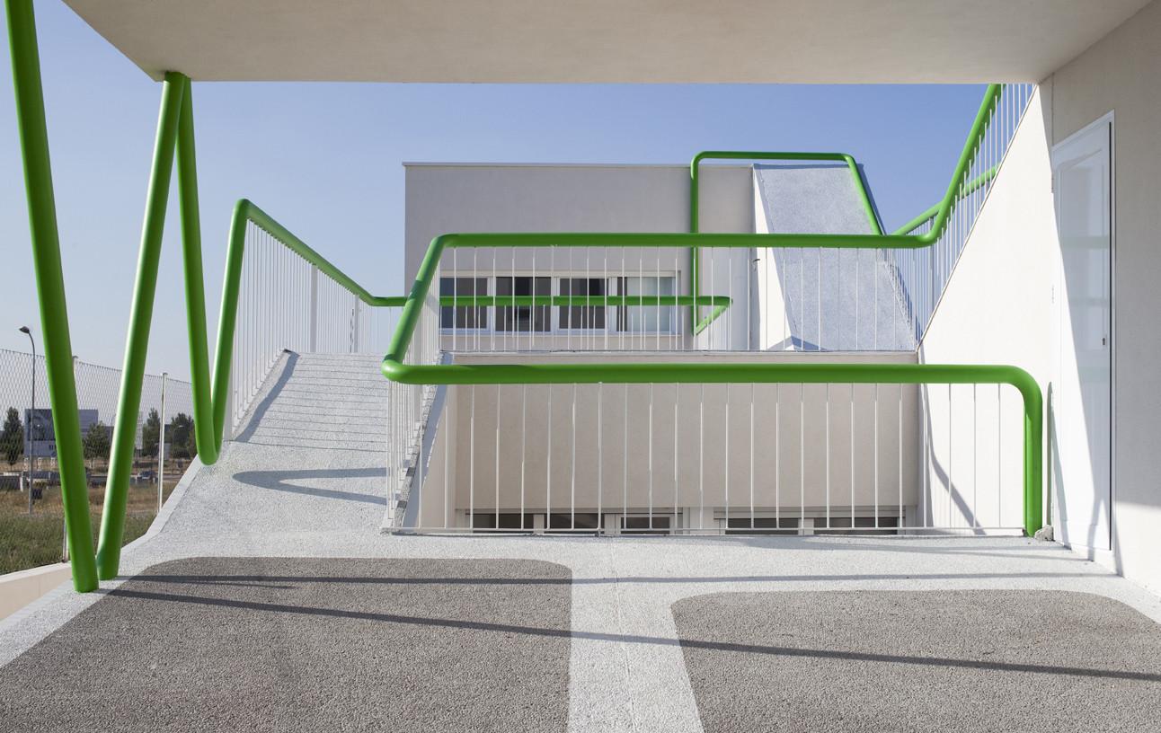 Casa Syntes en Pinto / dosmasunoarquitectos, © Miguel de Guzmán