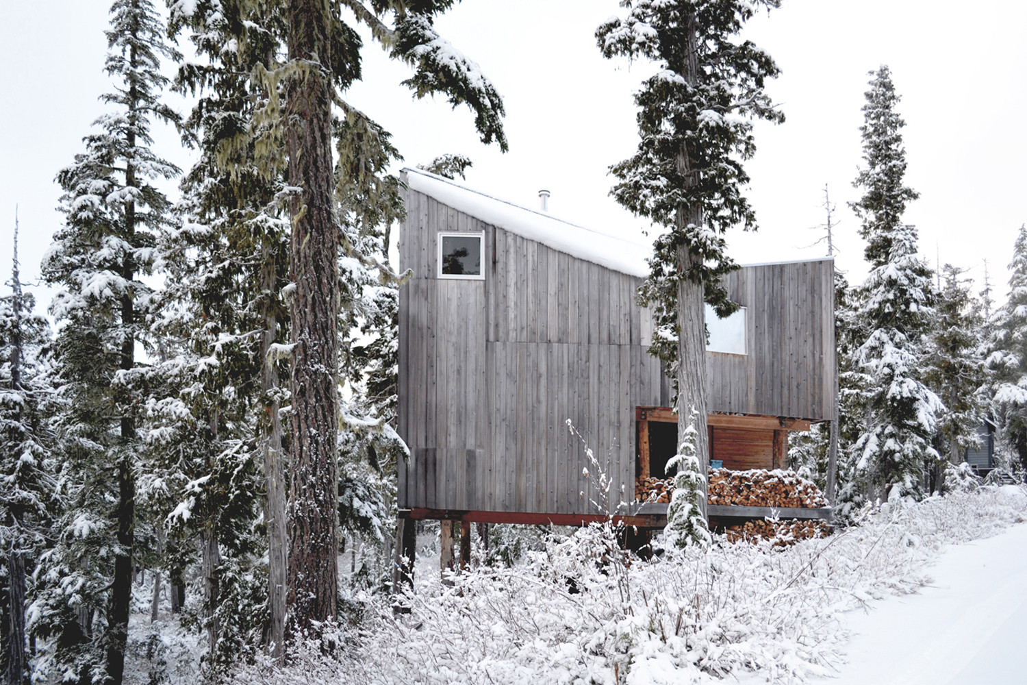 Alpine Cabin / Scott & Scott Architects, Courtesy of Scott & Scott Architects