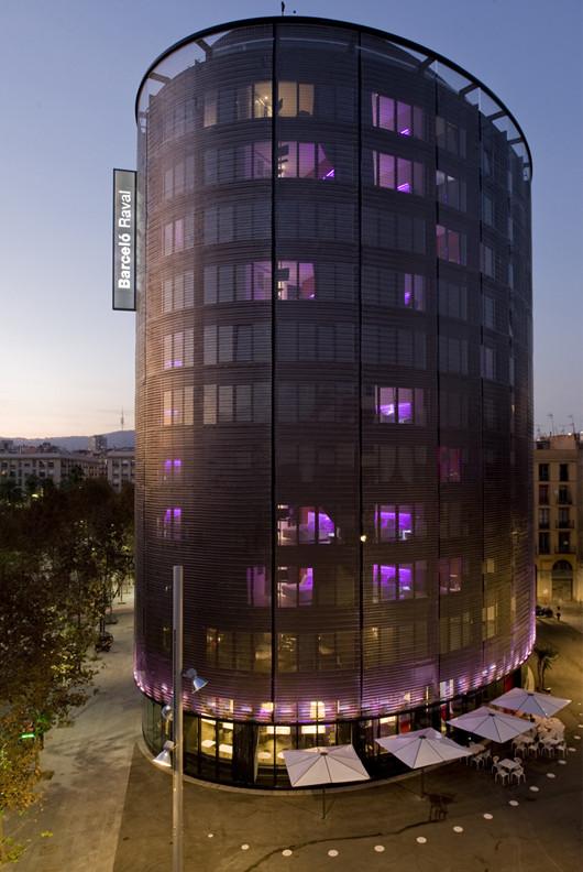 Barceló Raval Hotel / CMV Architects