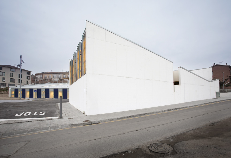 Centro de Salud de Sentmenat / Sauquet Arquitectes, © Vicenç Prats