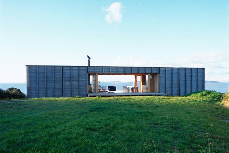 Coromandel Bach / Crosson Clarke Carnachan Architects, Cortesía de Crosson Clarke Carnachan Architects