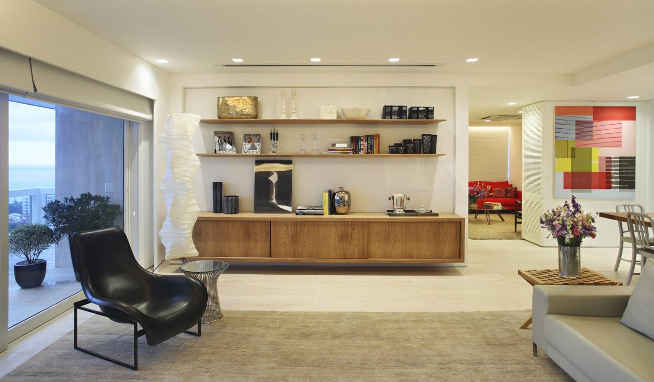Departamento Luz / Laclau + Borelli Arquitectos Asociados, © MCA studio + Luciano Bogado
