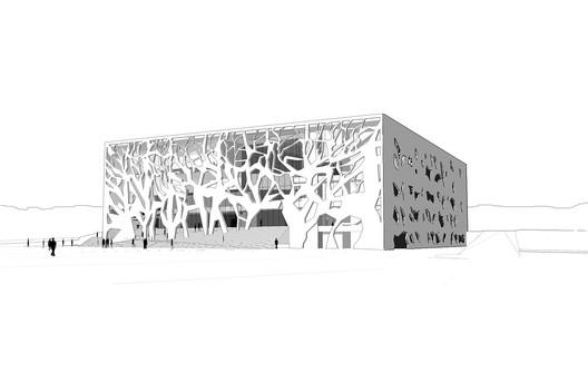Courtesy of Bernard Tschumi Architects