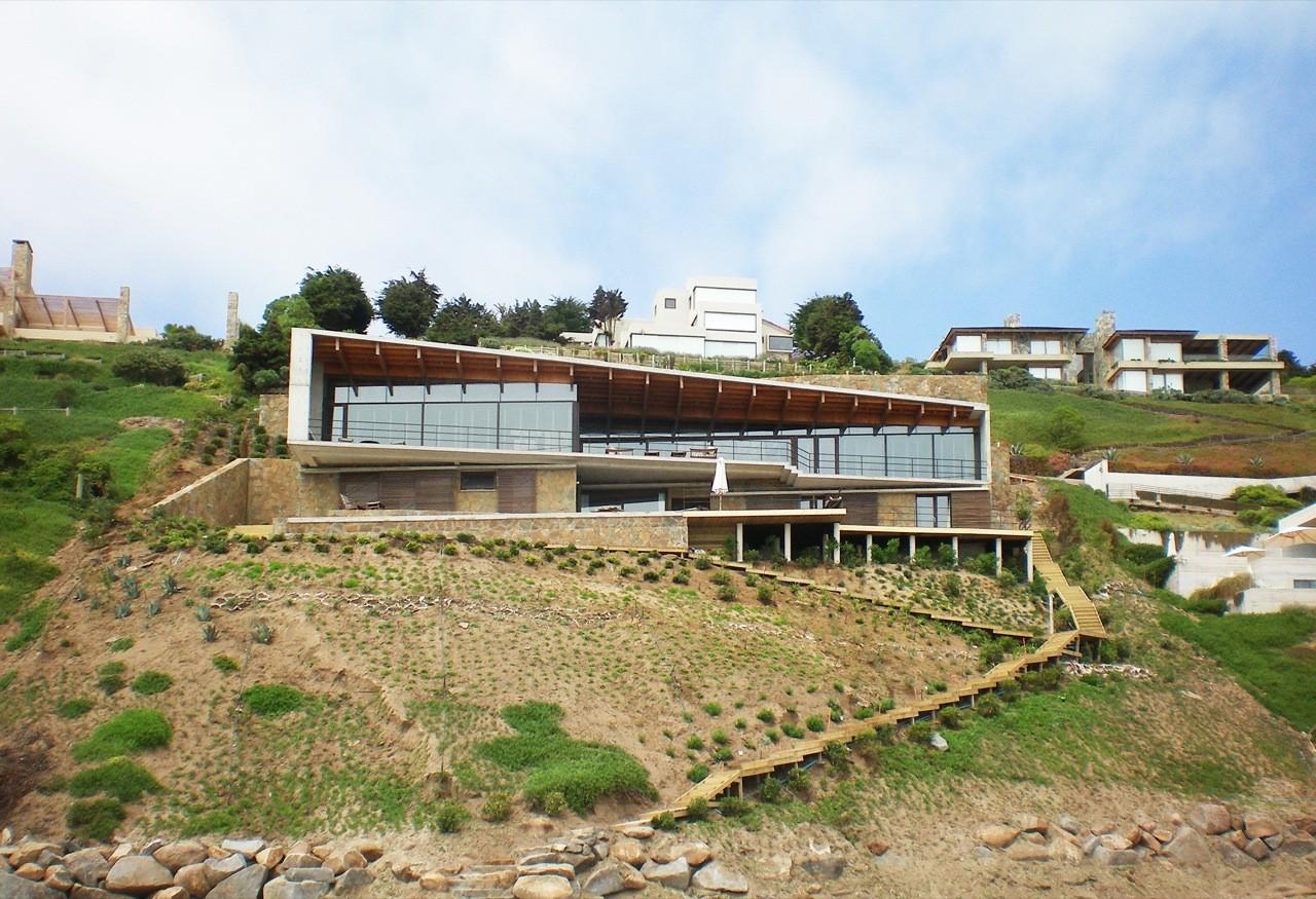 Casa Beranda / Schmidt Arquitectos Asociados