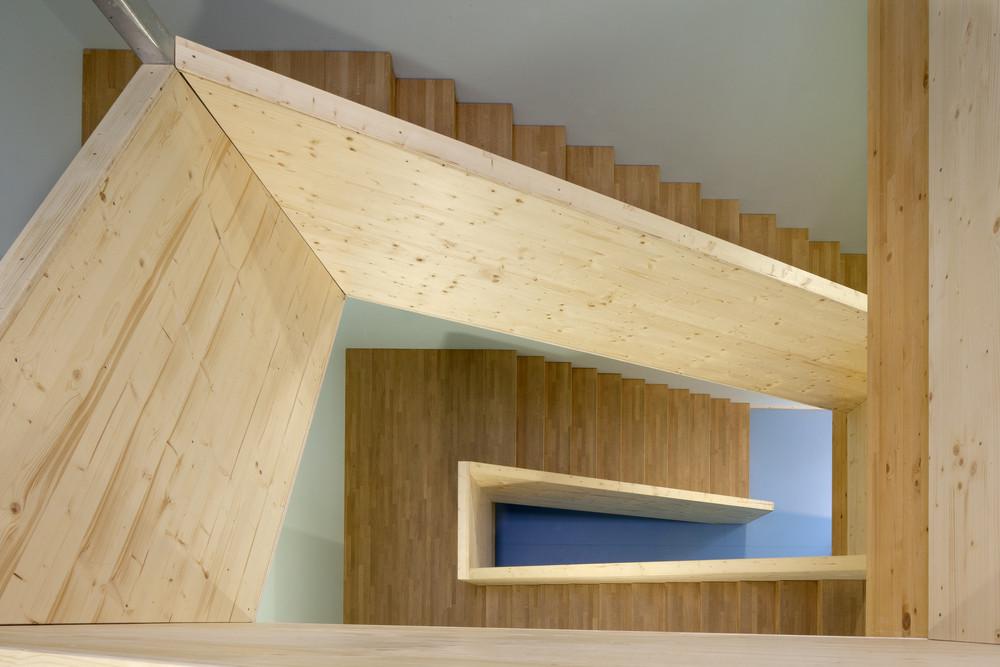 galeria de groupe scolaire pasteur r2k architectes 9. Black Bedroom Furniture Sets. Home Design Ideas
