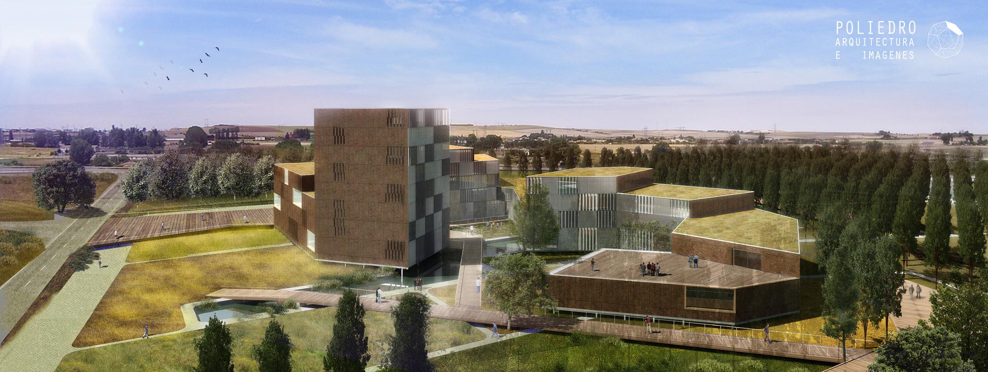 Concurso Cúpula de la Tecnología. 2012. Arquitectos: Herreros arquitectos+Francisco Mangado