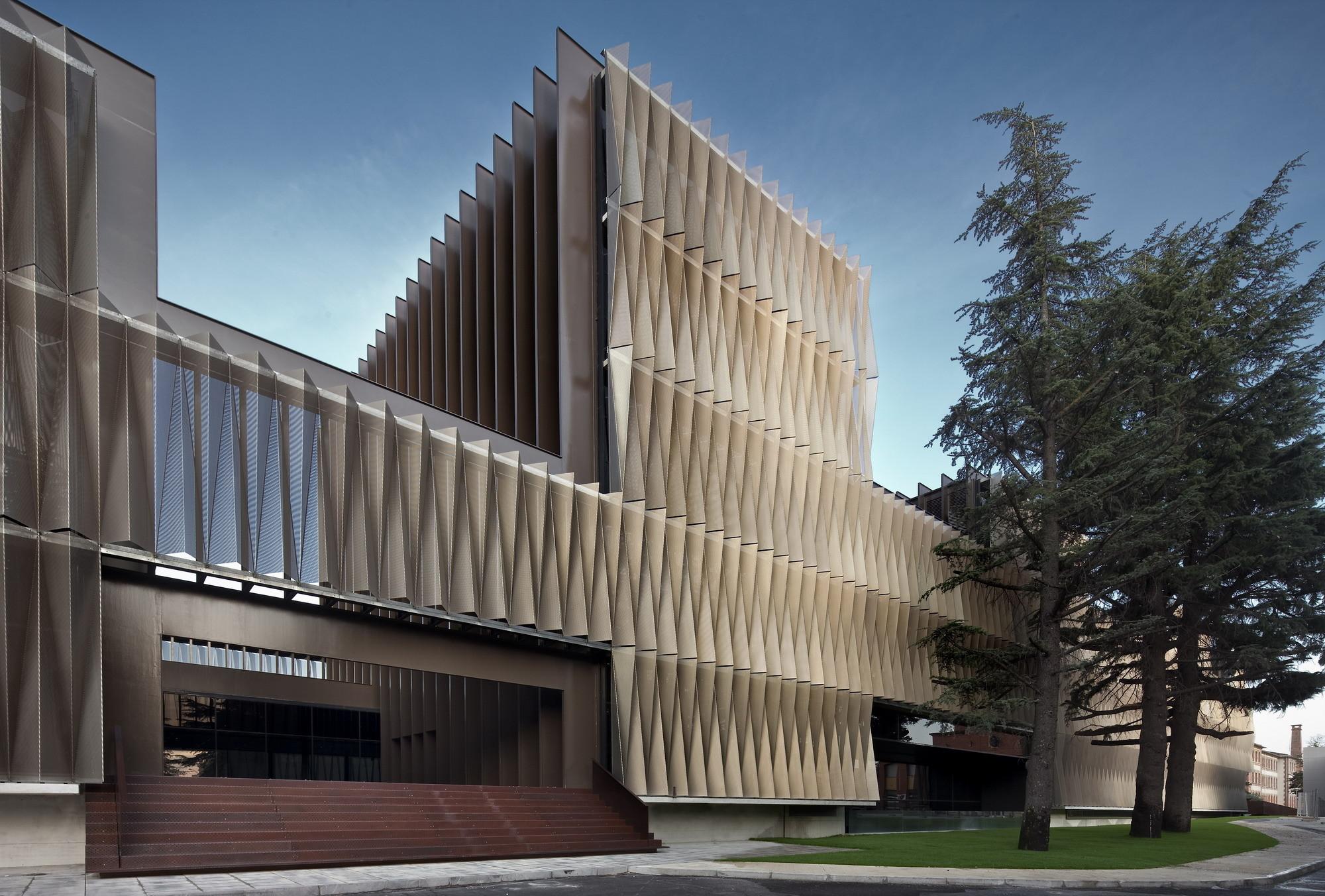 CIB - Centro Investigación Biomédica / Vaíllo & Irigaray + Daniel Galar Irurre, © José Manuel Cutillas