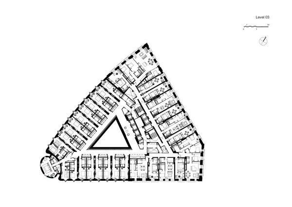 sofitel Dubai Jumeirahbeach besides 5012501528ba0d0a48000379 Vivanta Hotel Wow Architects Warner Wong Design Diagram additionally En side hotel projec 1 moreover hotelshreeparadise besides 10107 secplan3 20110402. on hotel design