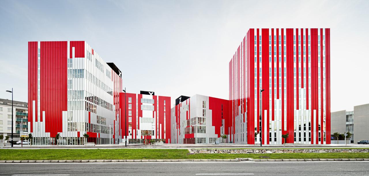 Viviendas Universitarias / Guallart Architects, © Adrià Goula