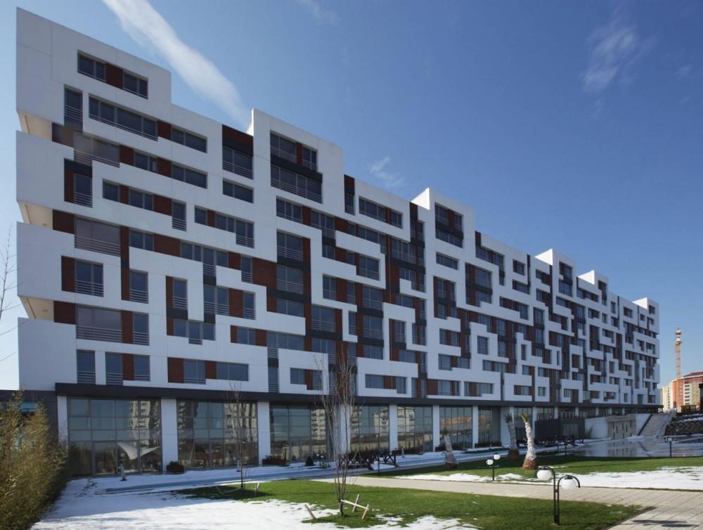 Edificio de Viviendas: Miracle Residence / BFTA Mimarlik, © Gürkan Akay