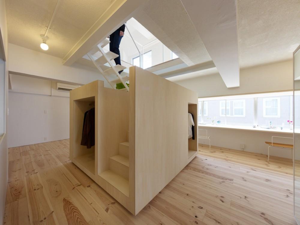 Casa en Megurohoncho / Torafu Architects
