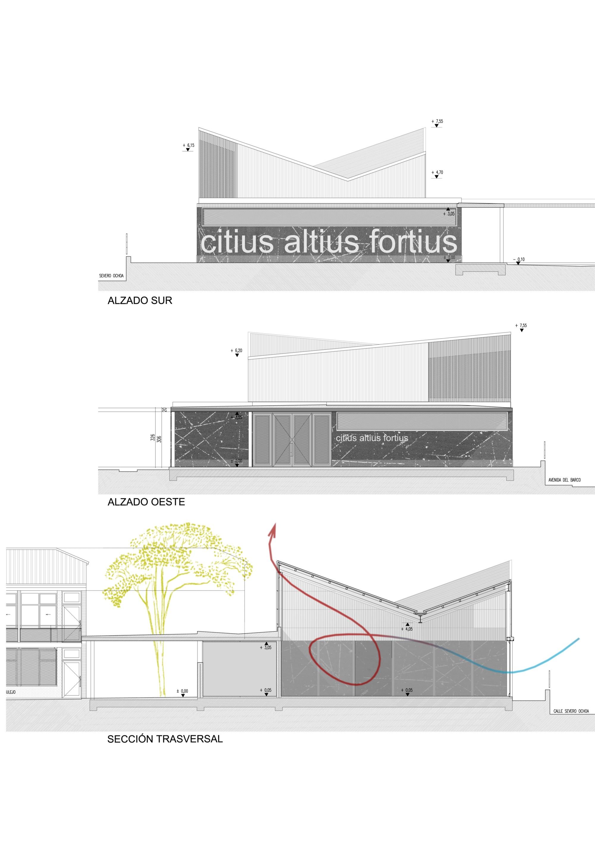 """Gallery of Remodeling of """"San Julián"""" Public School ..."""