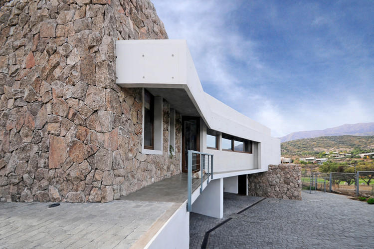 Casa Goles / Jorge Figueroa + Asociados, Cortesía de Cortesía Jorge Figueroa + Asociados