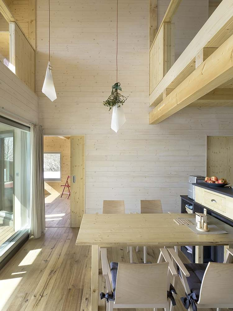 Casa en el Pantano / A1 Architects