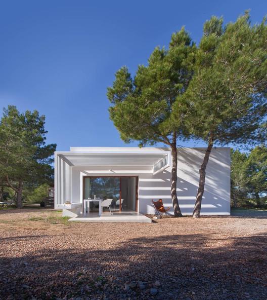 Casa 8x8 / Marià Castelló Martínez, © Lourdes Grivé + EPDSE