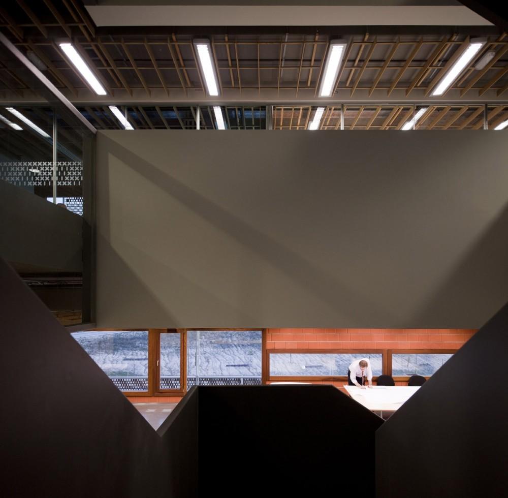 Galer a de oficinas idom de madrid acxt arquitectos 31 - Arquitectos madrid 2 0 ...