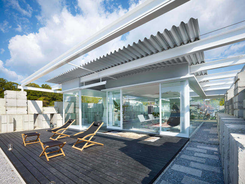 Casa de Vidrio / naf architect & design