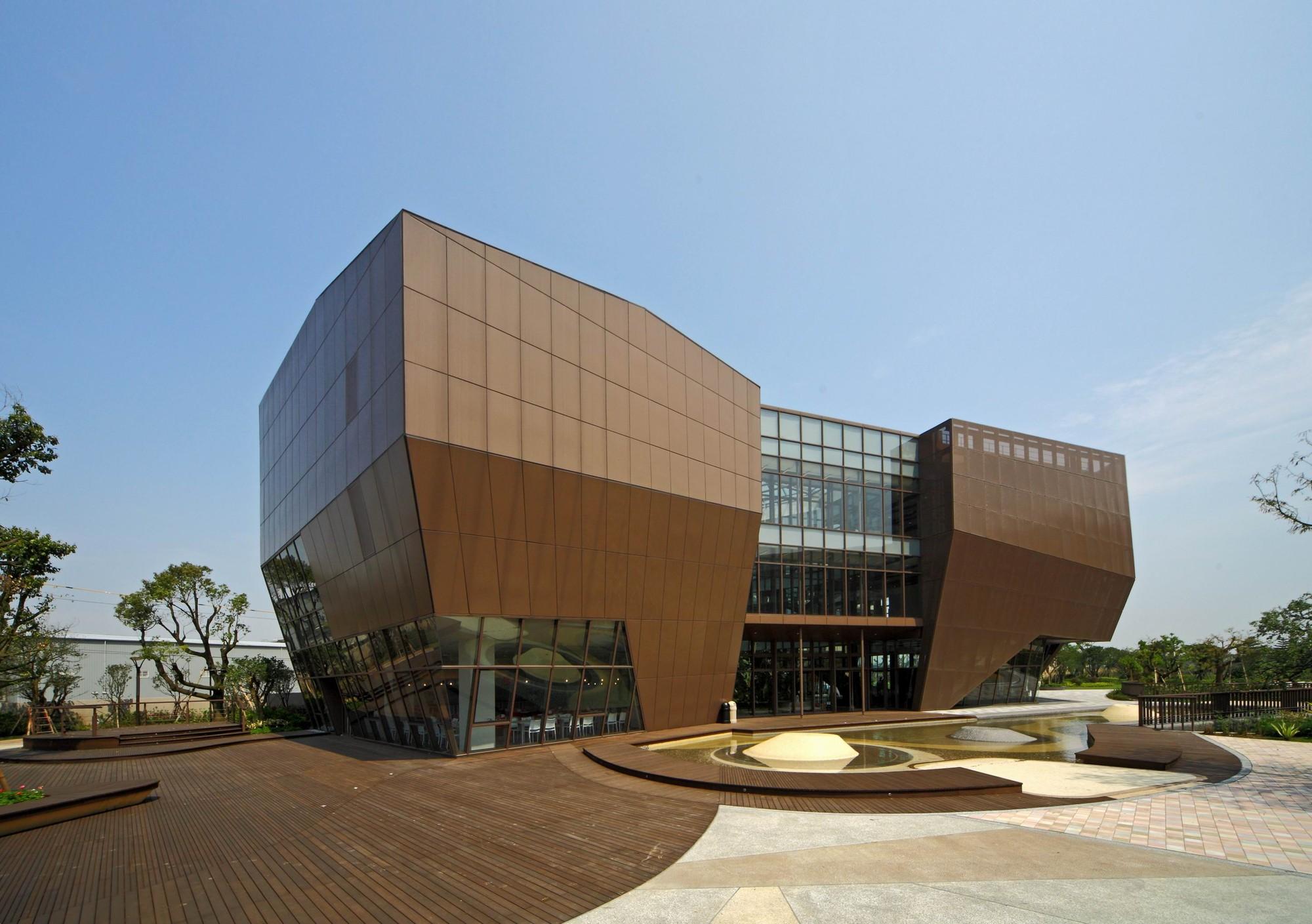 Museo del Chocolate Hunya / JJPan, © Vesper W. S. Hsieh