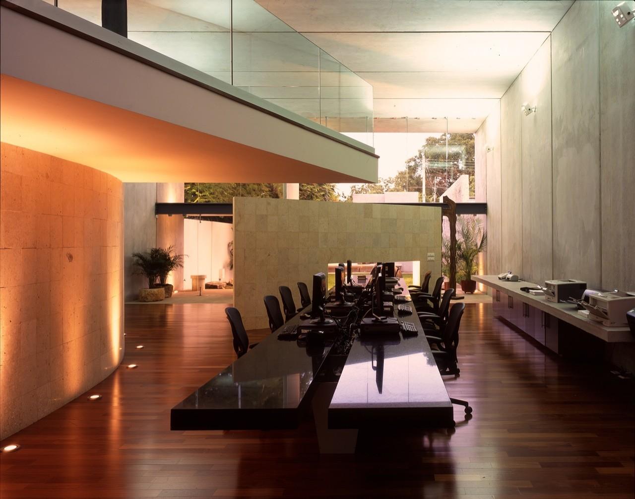 Galer a de estudio de arquitectos mu oz arquitectos 11 - Estudio 3 arquitectos ...