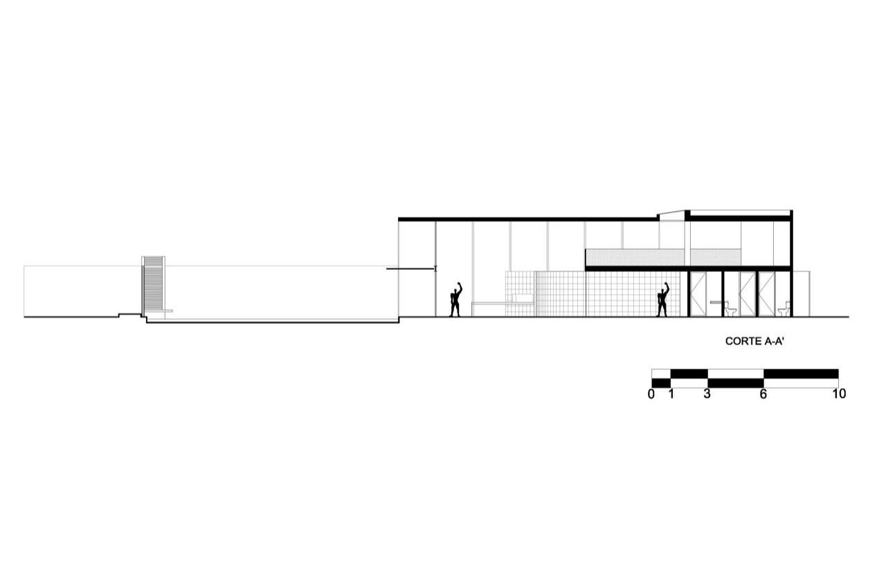 Galer a de estudio de arquitectos mu oz arquitectos 25 - Estudio 3 arquitectos ...