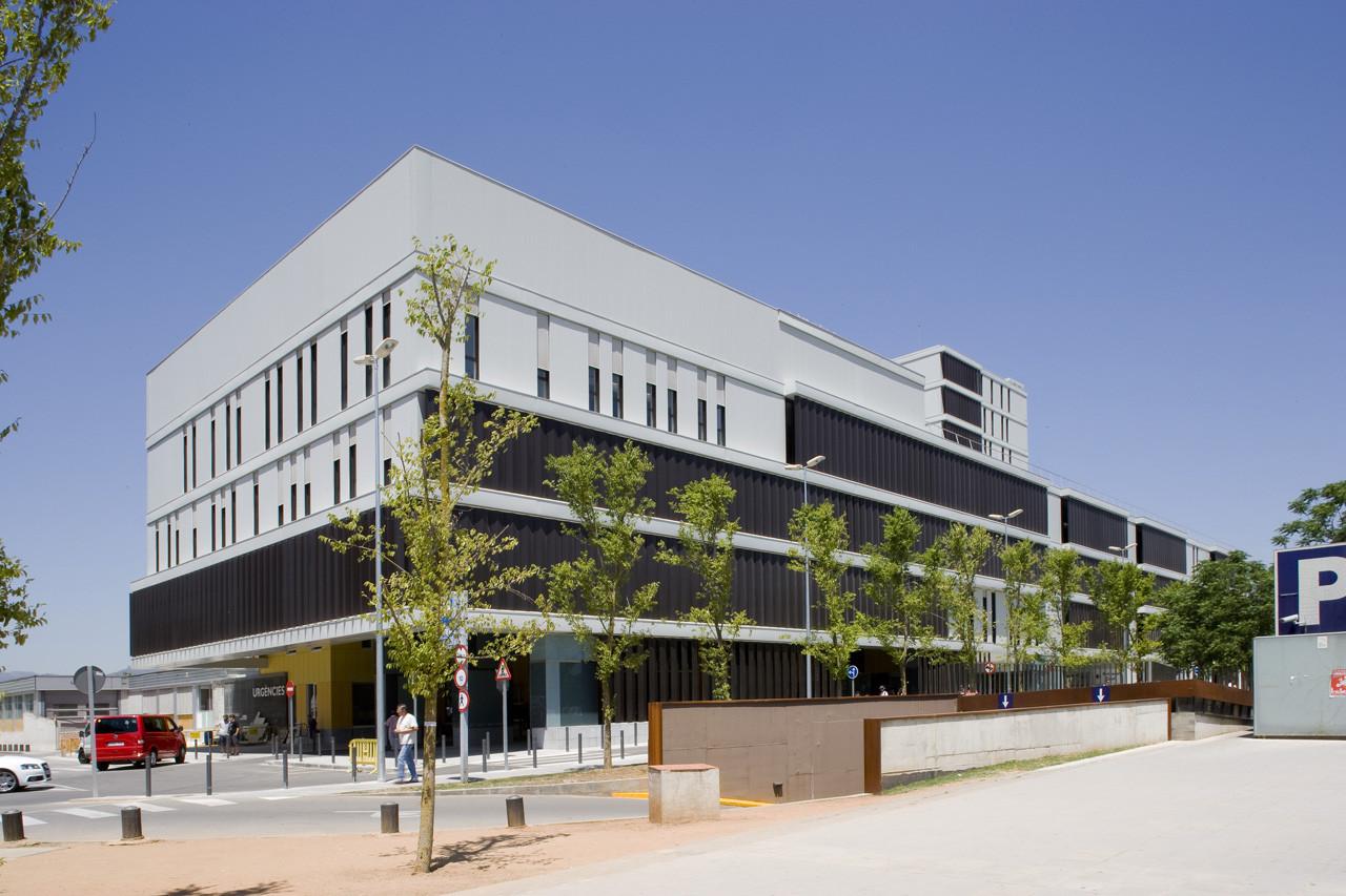 Ampliación del Hospital de Sabadell / Estudi PSP Arquitectura