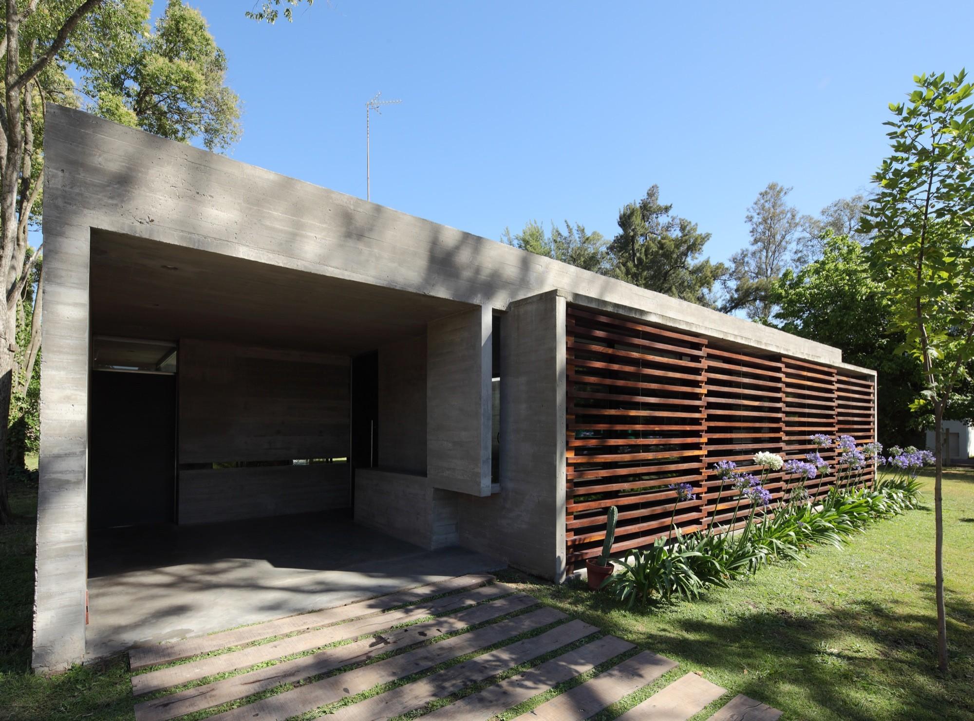 Casa ba bak arquitectos plataforma arquitectura for Casa de arquitectos