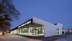 Estación de Autobuses de Baeza / DTR_studio arquitectos