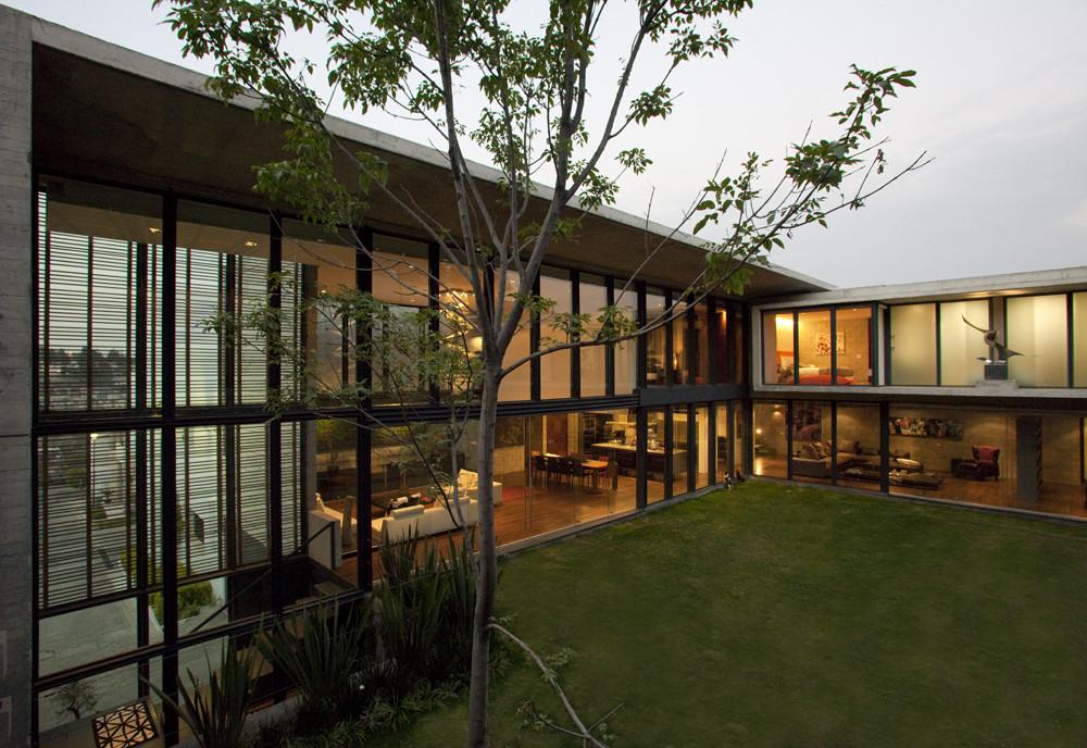 Casa H24 / R-ZERO Arquitectos, Cortesia de R-ZERO Arquitectos