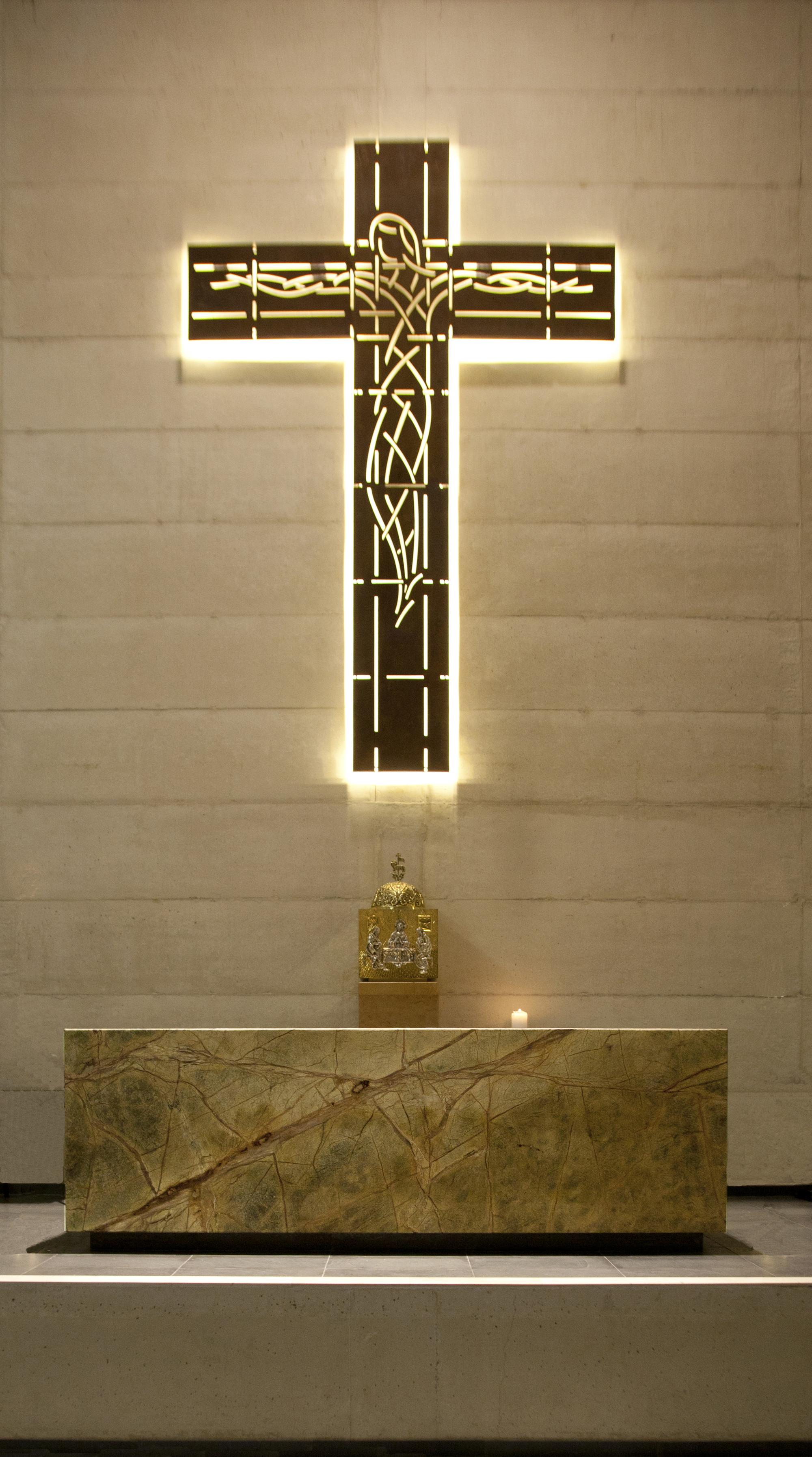 Parroquia San Norberto,© Jorge Gamboa