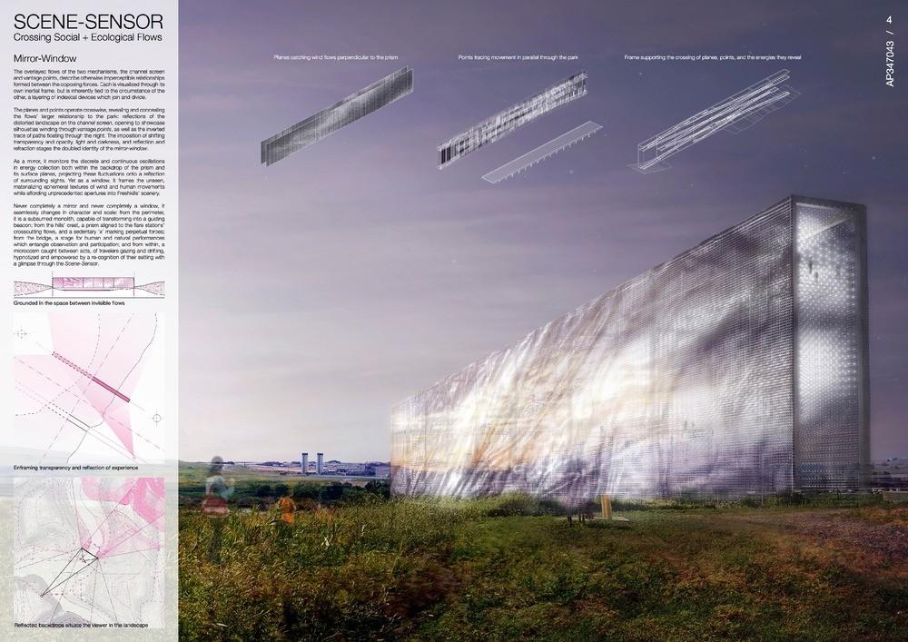 Scene-Sensor // Crossing Social and Ecological Flows / James Murray and Shota Vashakmadze; Courtesy of LAGI