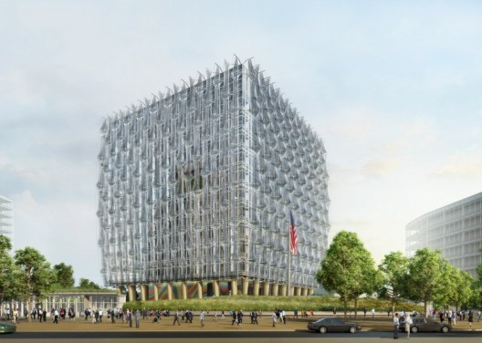 US Embassy in London / KieranTimberlake Architects