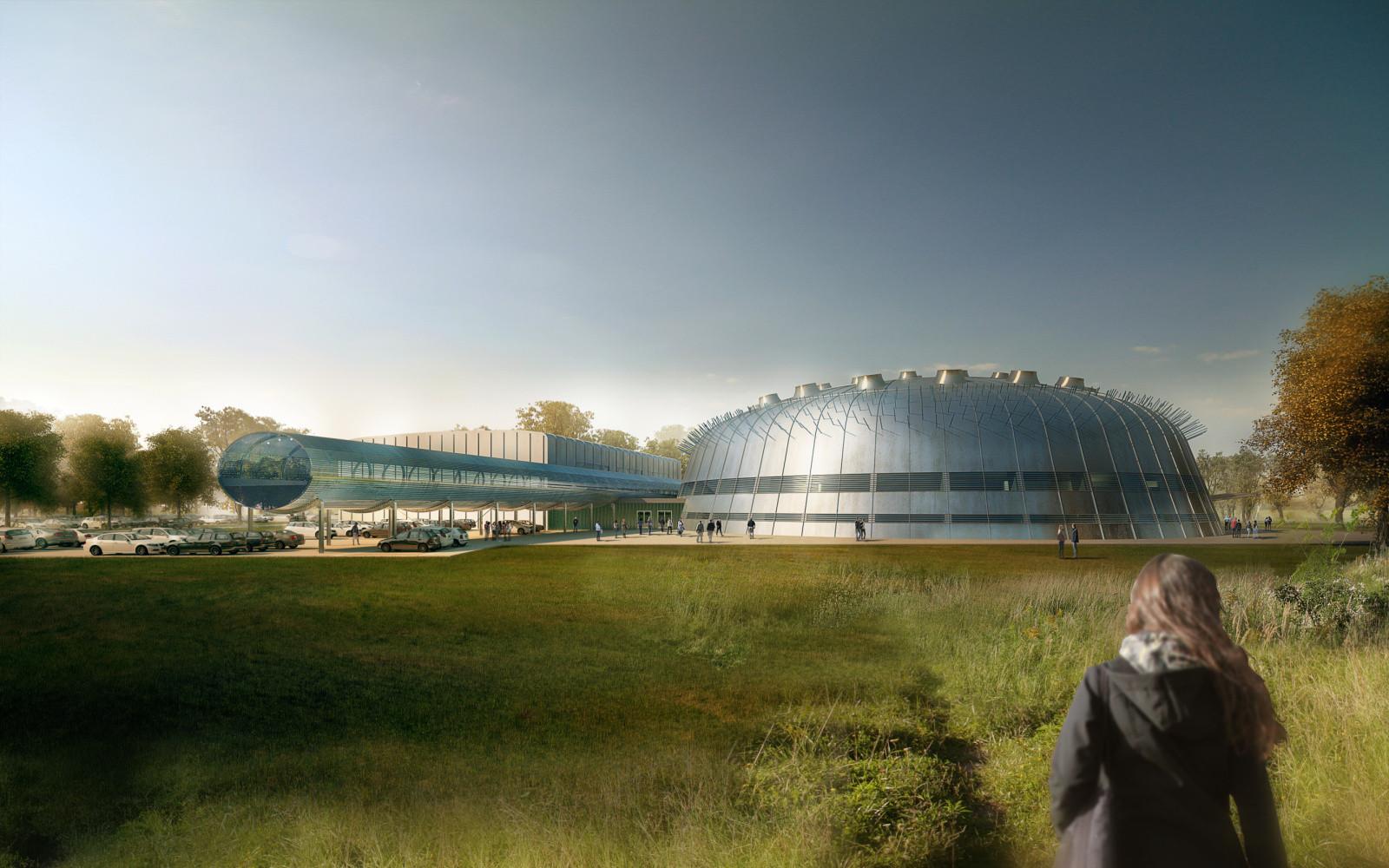 Town Hall Sports Center Winning Proposal / Atelier 8000, © Atelier 8000