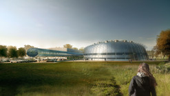 Town Hall Sports Center Winning Proposal / Atelier 8000
