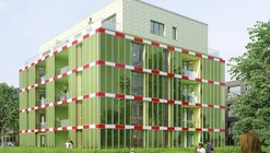 World's First Algae Bioreactor Facade Nears Completion