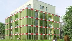 World's First Algae Bioreactor Facade Nears Completion