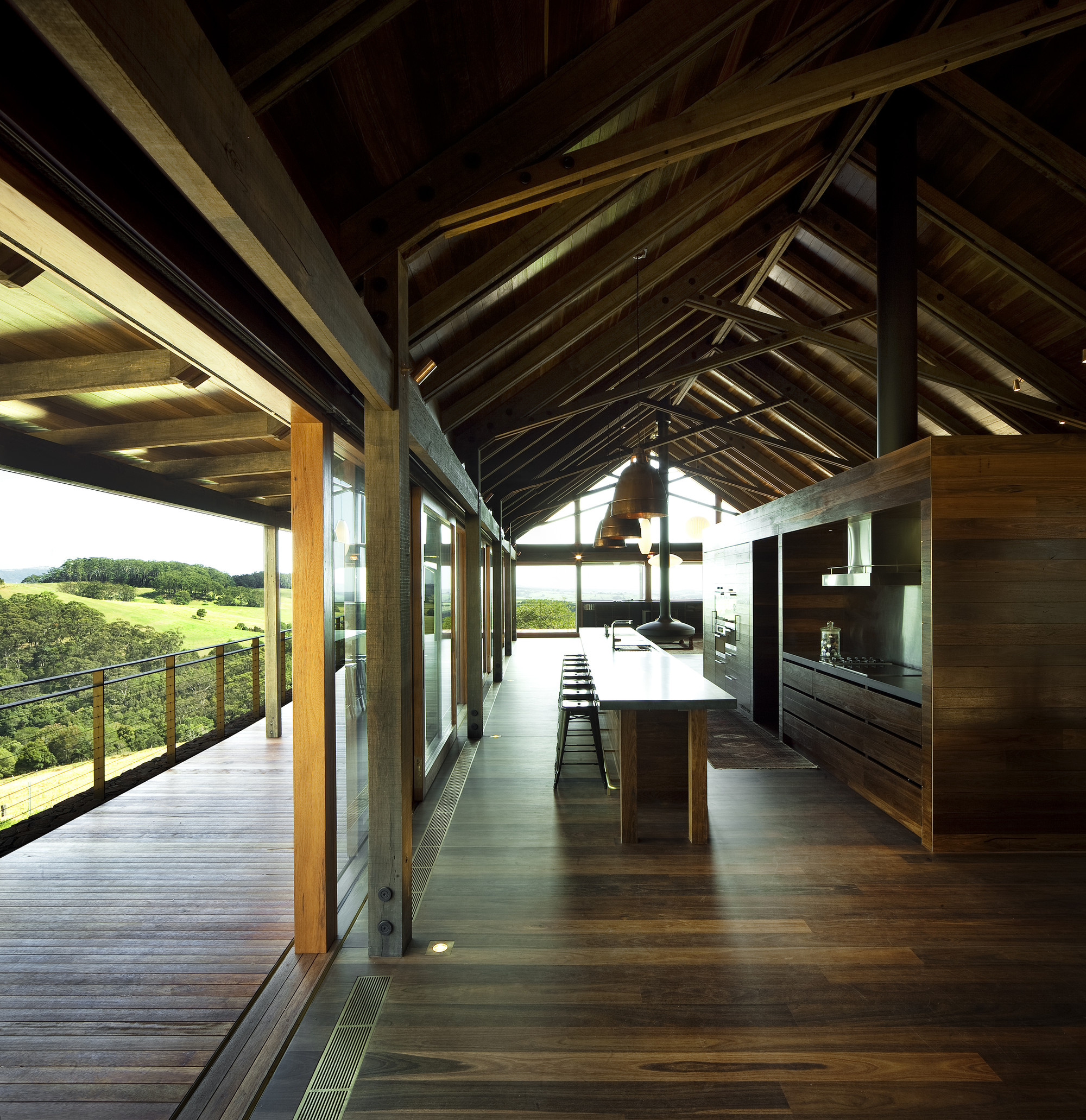 jamberoo farm house casey brown architecture archdaily