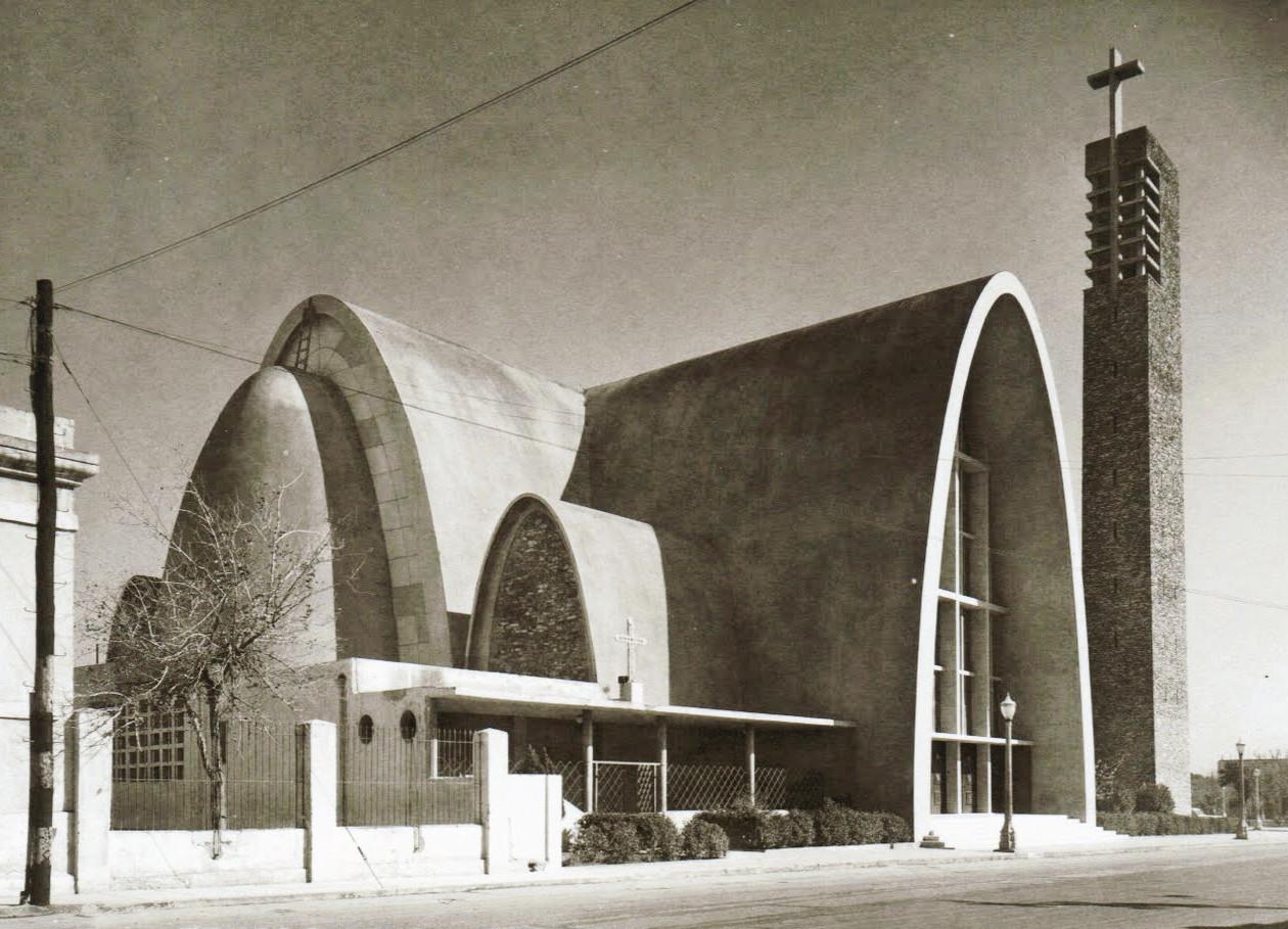 Cl sicos de arquitectura iglesia de la pur sima en for Arquitectura y diseno monterrey