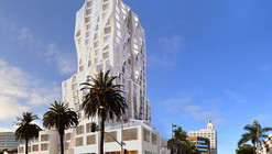 Gehry Designs Mixed-Use Tower for Downtown Santa Monica