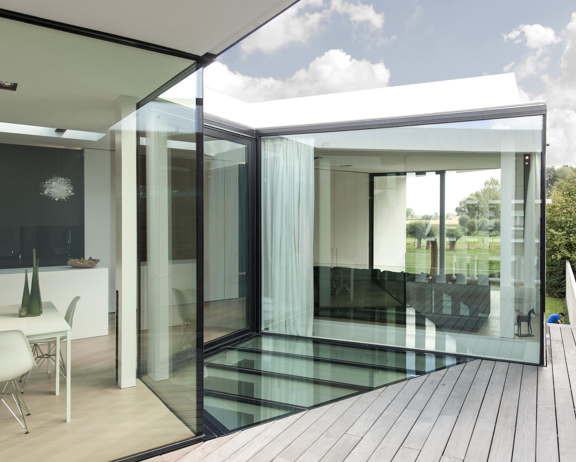 Gallery Of House K GRAUX BAEYENS Architecten 3