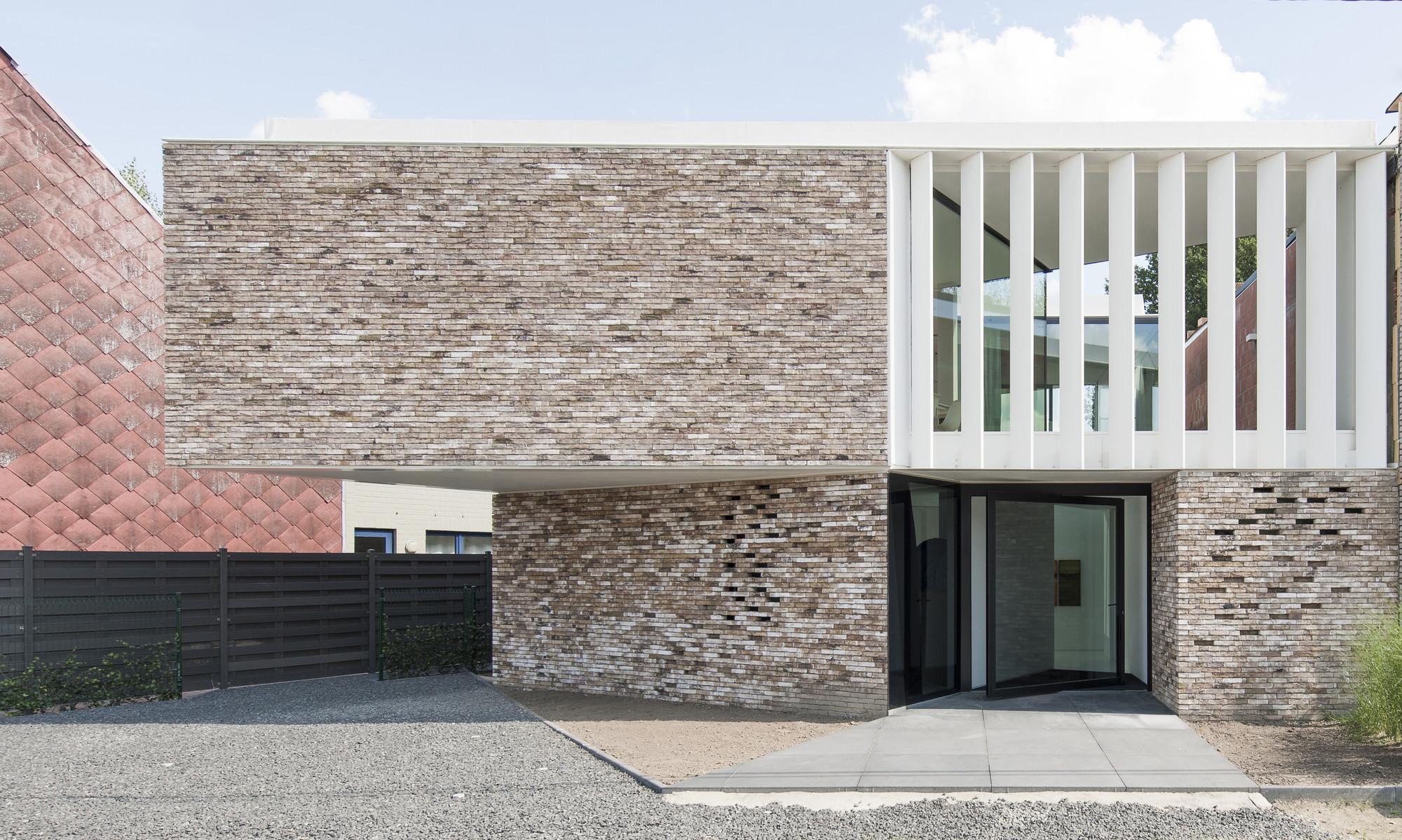 House K / GRAUX & BAEYENS Architecten, © Luc Roymans