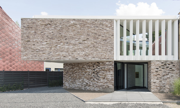 Casa K / GRAUX & BAEYENS Architecten, © Luc Roymans