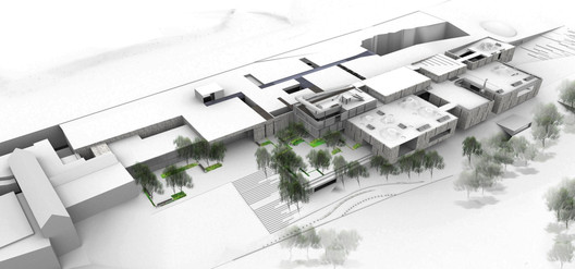Courtesy of Schwartz Besnosoff + SO Architecture