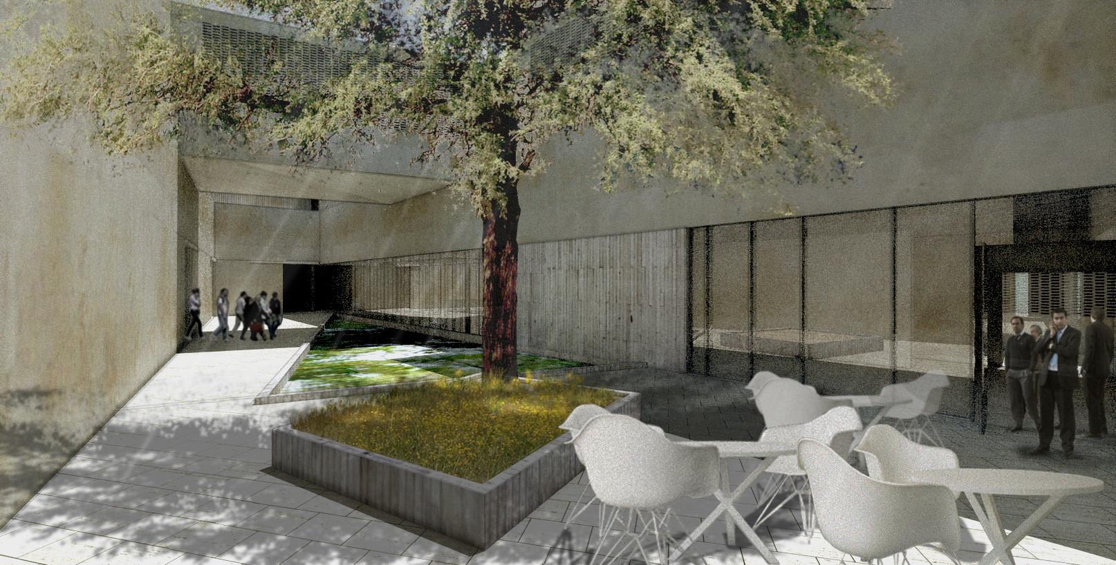 Cortesia de David Rodriguez Arquitectos + Combeau & De Iruarrizaga Arquitectos
