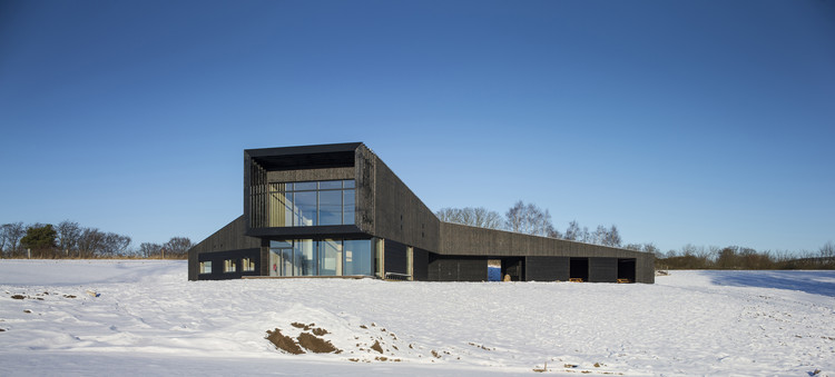 Nature Centre Hindsgavl / AART architechts, © Adam Mork