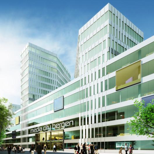 © Entra OPF Utvikling / MAD Arkitekter / Placebo