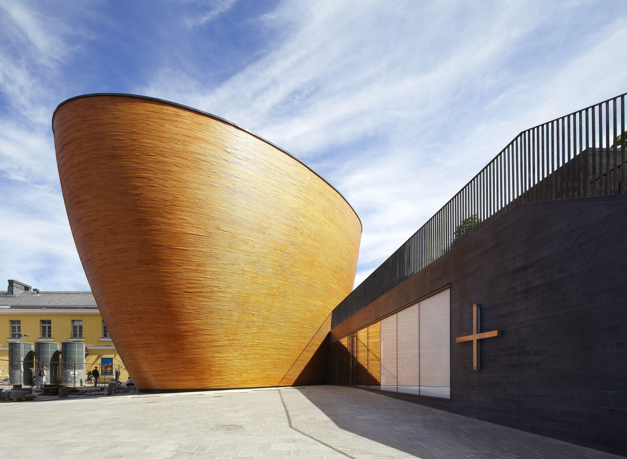 Nordic wood festival of wooden architecture archdaily Wood architecture definition
